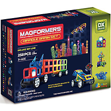 Купить Magformers Miracle Brain Set