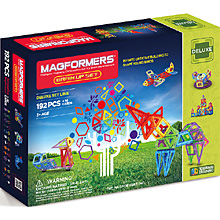 Купить Magformers Brain Up Set