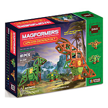 Купить Magformers Walking Dinosaur Set