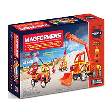 Купить Magformers Power Construction Set