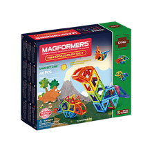 Купить Magformers Mini Dinosaur Set 40