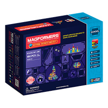 Купить Magformers School Series Set 180