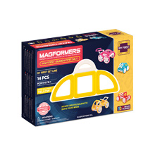 Купить Magformers My First Buggy Car - Yellow