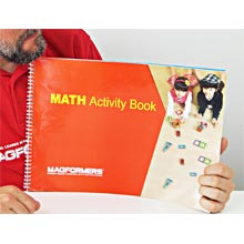 Купить Magformers Math Activity Book