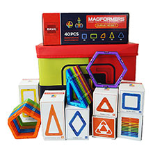 Купить Magformers Maths KS1/KS2 Classroom Pack