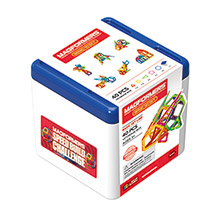Купить Magformers Basic 40 Set + Storage Box