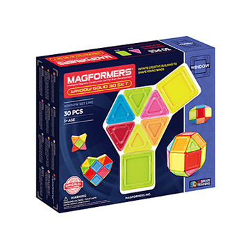 Купить Magformers Window Solid 30