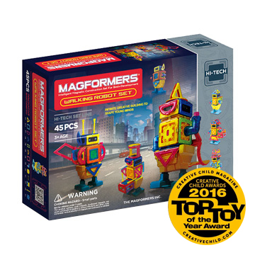 Купить Magformers Walking Robot Set 45