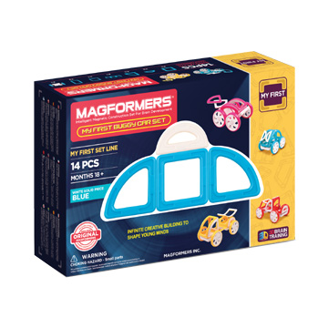 Купить Magformers My First Buggy Car - Blue