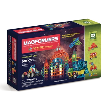Купить Magformers Steam Basic Set 200