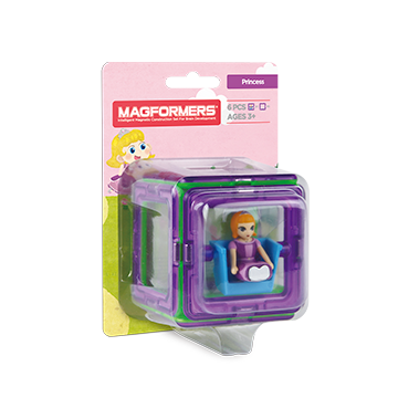 Купить Magformers Figure Plus Princess Set 6P