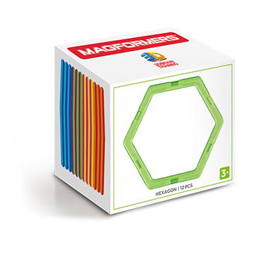 Купить Magformers Hexagon Set 12