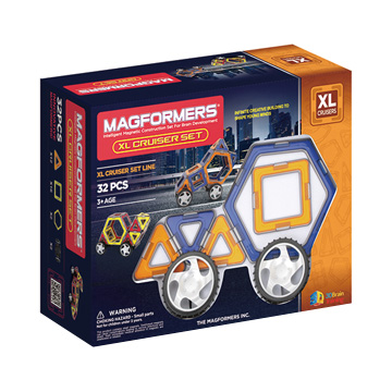 Купить Magformers XL Cruiser Car set 32