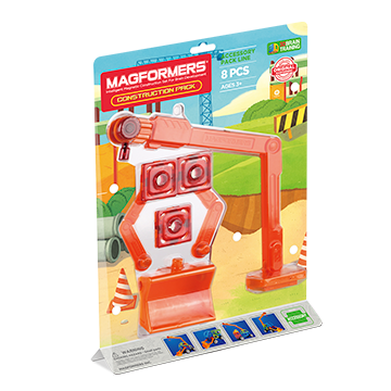 Купить Magformers Construction Accessory Pack 8P