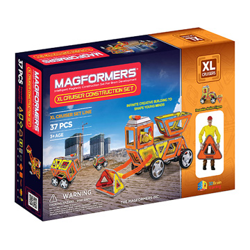 Купить Magformers XL Cruiser Construction set 37