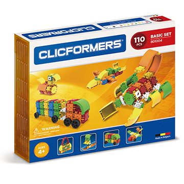 Купить Clicformers 110 pc basic set