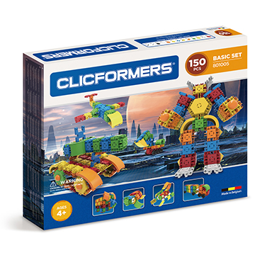 Купить Clicformers 150pc Basic set
