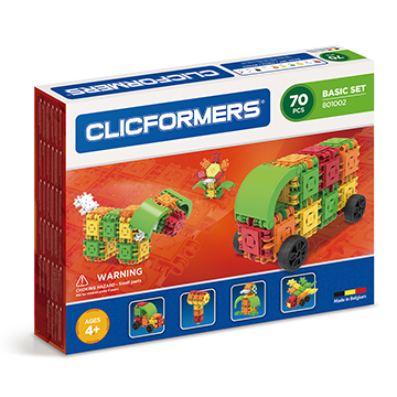 Купить Clicformers 70 PC set Basic