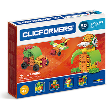 Купить Clicformers Basic 50pc Set