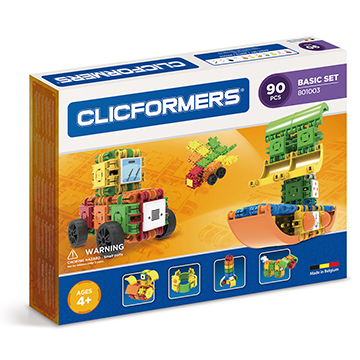 Купить Clicformers Basic 90pc Set