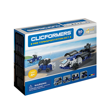 Купить Clicformers MINI Transport set (4 in 1)