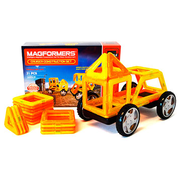 Купить Magformers 31-piece Construction Set
