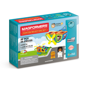 Купить Magformers Aviation Adventure Set
