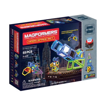 Купить Magformers Magic Space set 55