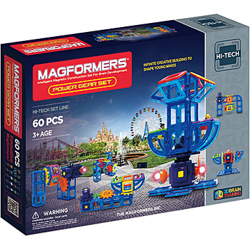 Купить Magformers Power Gear Set 60