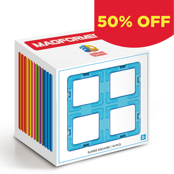 Купить Magformers Super Square Set 12
