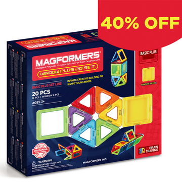 Купить Magformers Window Plus 20