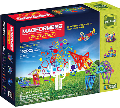 Купить Magformers Brain Up Set 192