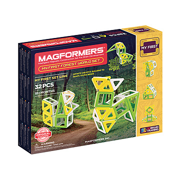 Купить Magformers My First Forest World 32