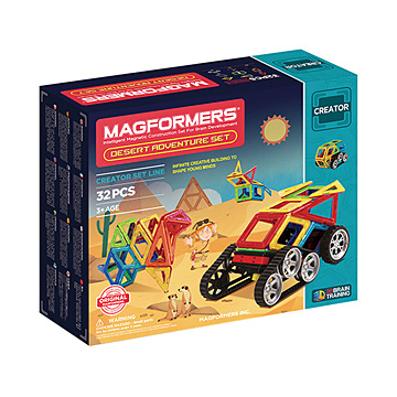 Купить Magformers Desert Adventure Set 32