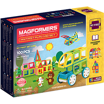 Купить Magformers My First Play 100