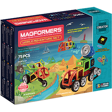 Купить Magformers Adventure World set 76