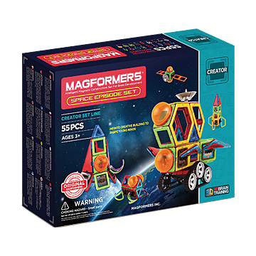 Купить Magformers Space Episode set 55