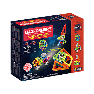 Купить Magformers Space Wow Set 22