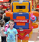 Magformers day at the largest Hamleys in the world