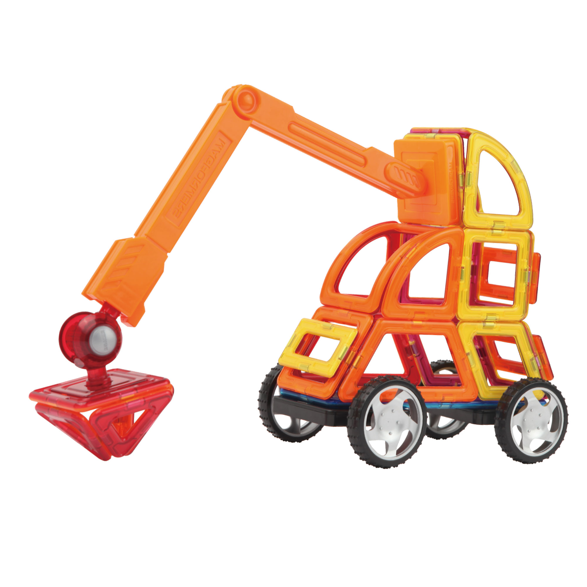 Magformers Power Construction Set 47 Buy Online Magnetic