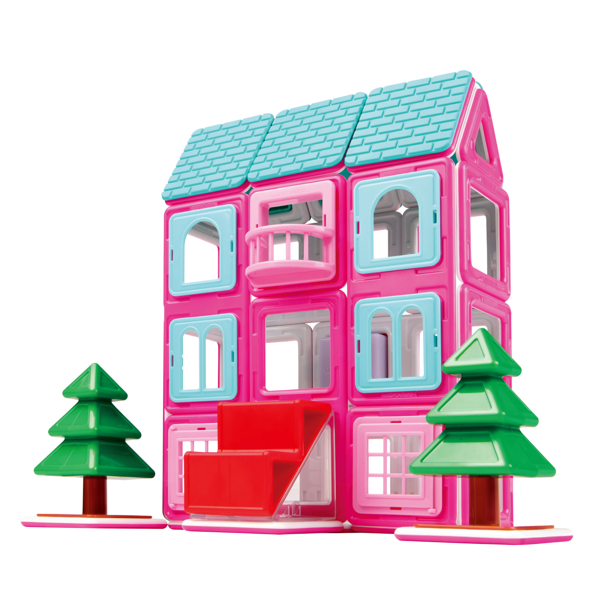 Magformers Sweet House Set Buy Online Magnetic