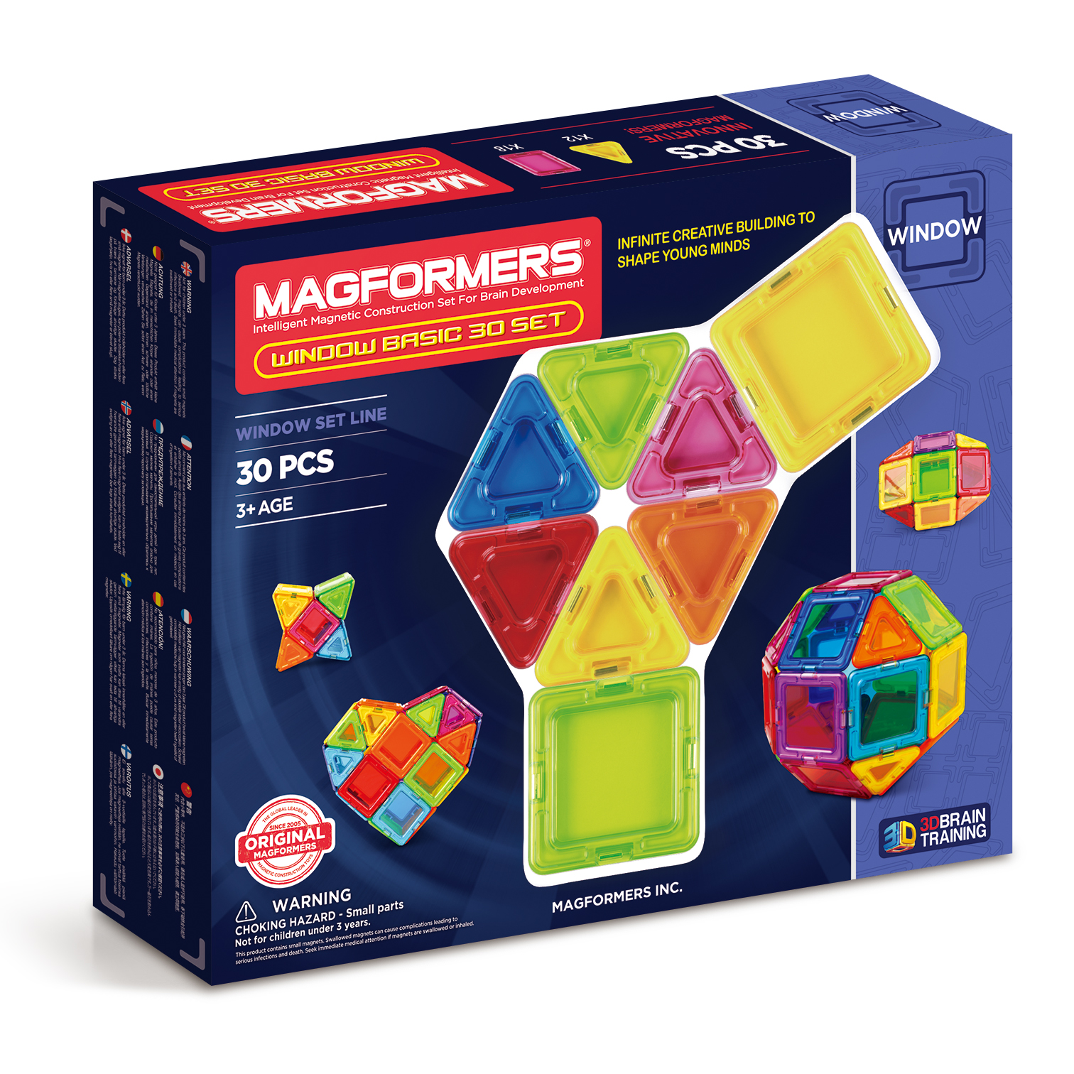 Magformers Window Basic 30 Buy Online Magnetic