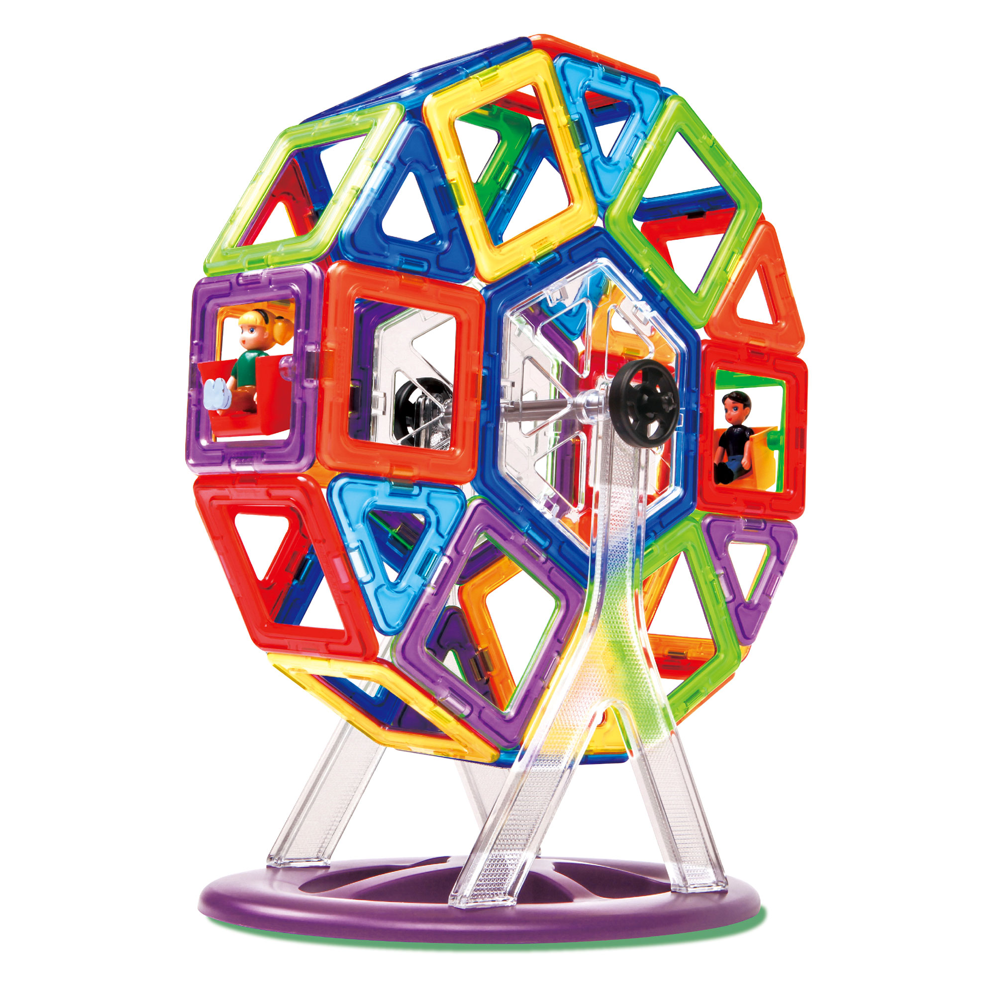 Magformers Carnival Set | Buy Online Magnetic Construction
