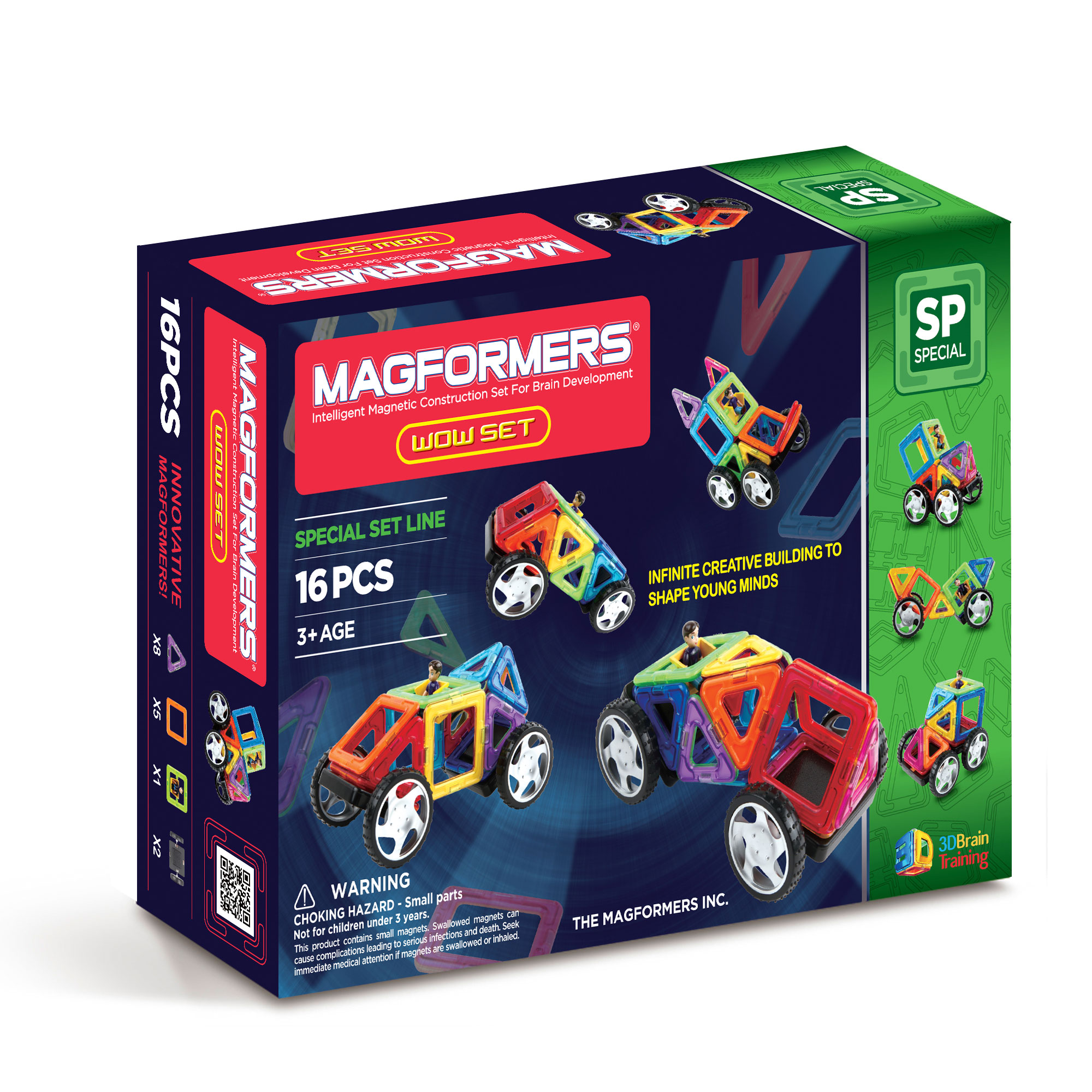 Magformers Wow Set Buy Online Magnetic Construction